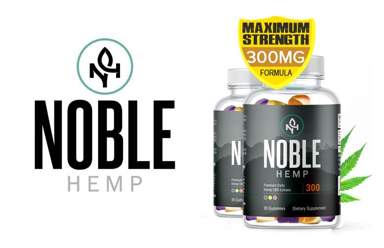 Buy Noble Hemp Gummies From Official Website- Crowdera