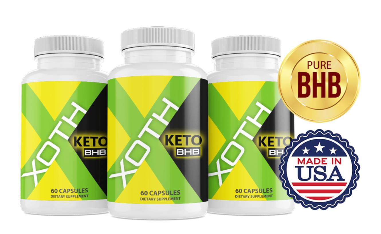 Xoth Keto BHB US Reviews: #1 Scam Or Legit (Complaints)