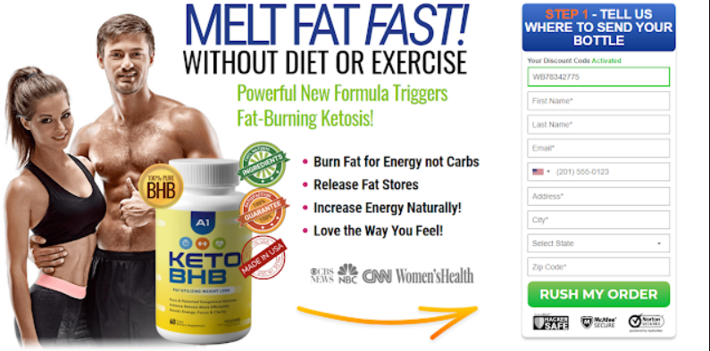This Is Why This Year Will Be The Year Of A1 Keto BHB