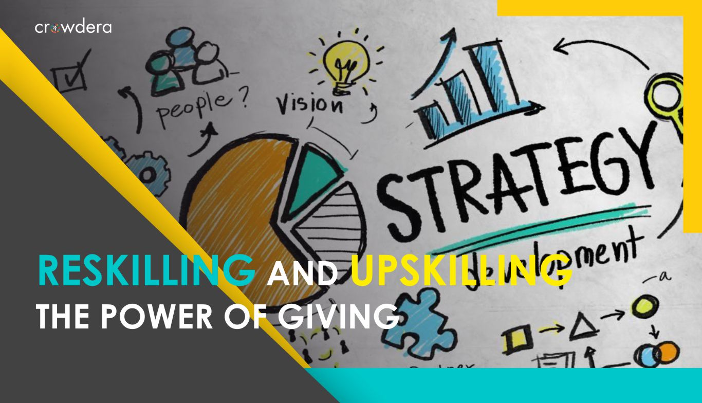Reskilling And Upskilling The Power of Giving
