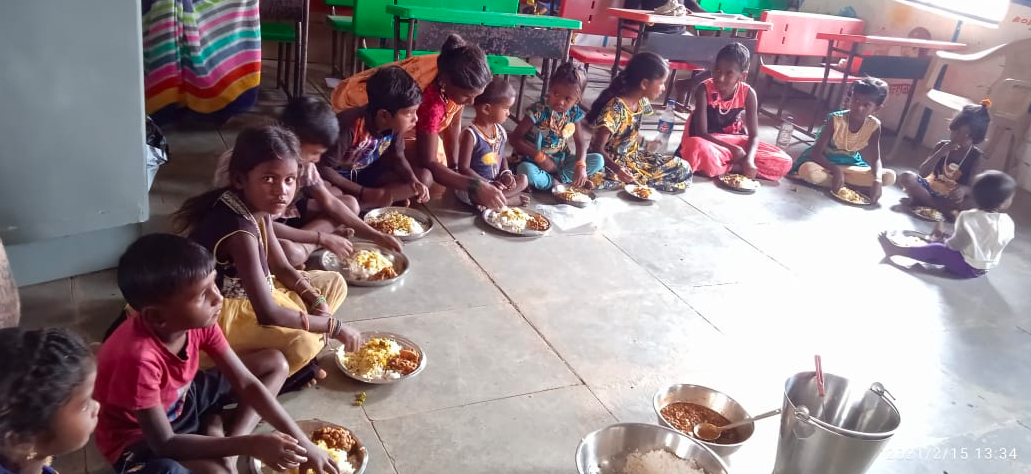 Project Nashta: Nutritious Food for Children amid Covid