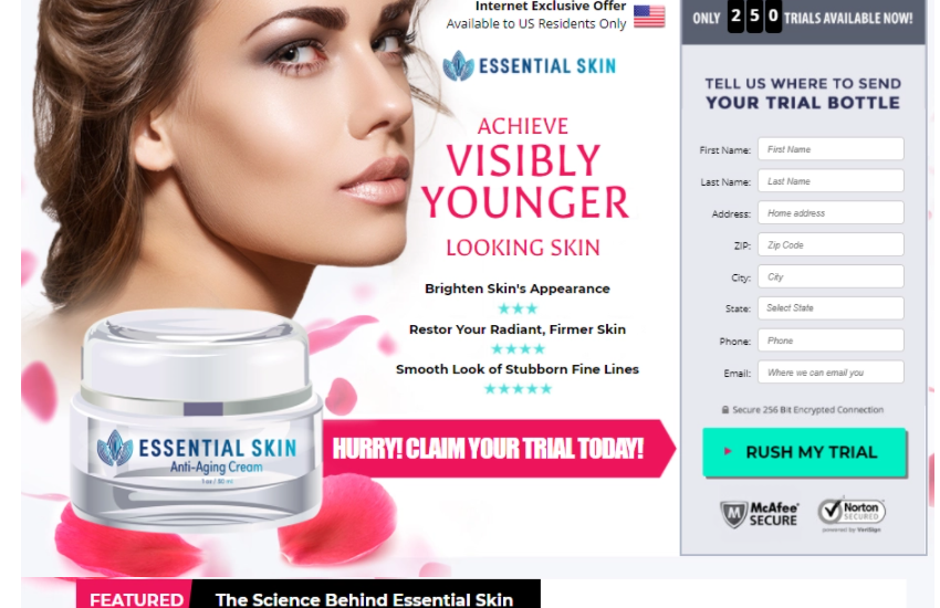 Where to Buy Essential Skin Cream?