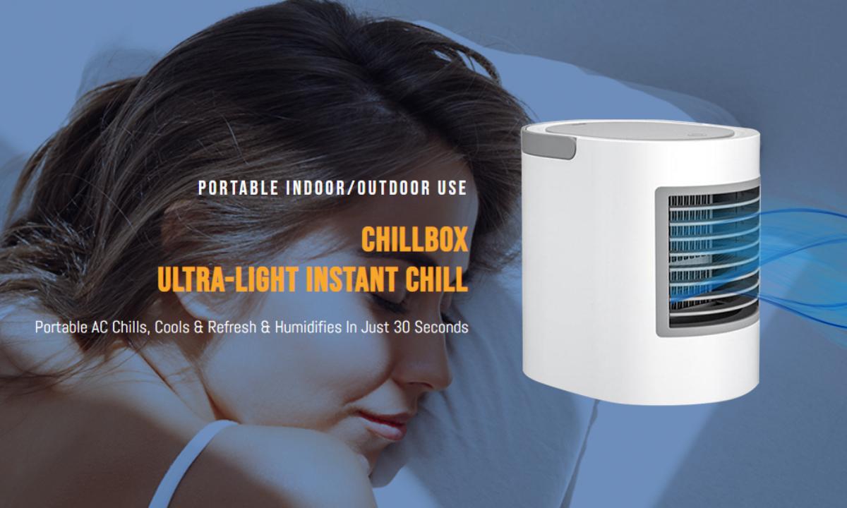 Chillbox AC Air Cooler Reviews 2021