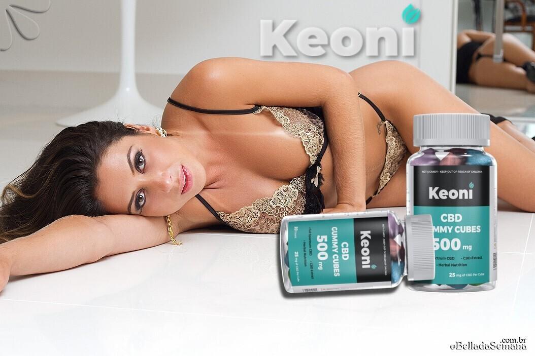 Keoni CBD Gummy | Keoni CBD Gummy Cubes!