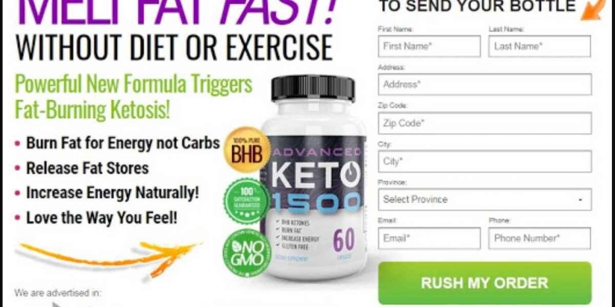 Keto Advanced 1500 Canada Reviews