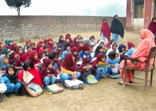 I need fund for poor children's education