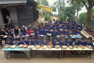 Help build a better hostel for the children of Sikkim