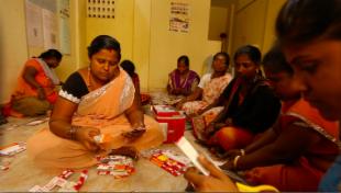 Empower 1400  women from underserved  communities