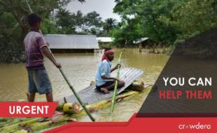 Urgent Help  For Dhubri,Assam - Flood Relief