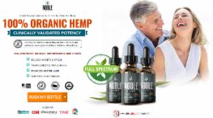 Noble Hemp CBD Oil