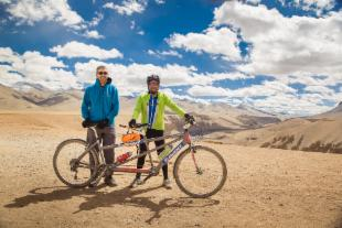 Inclusive Tandem Cycling Expedition