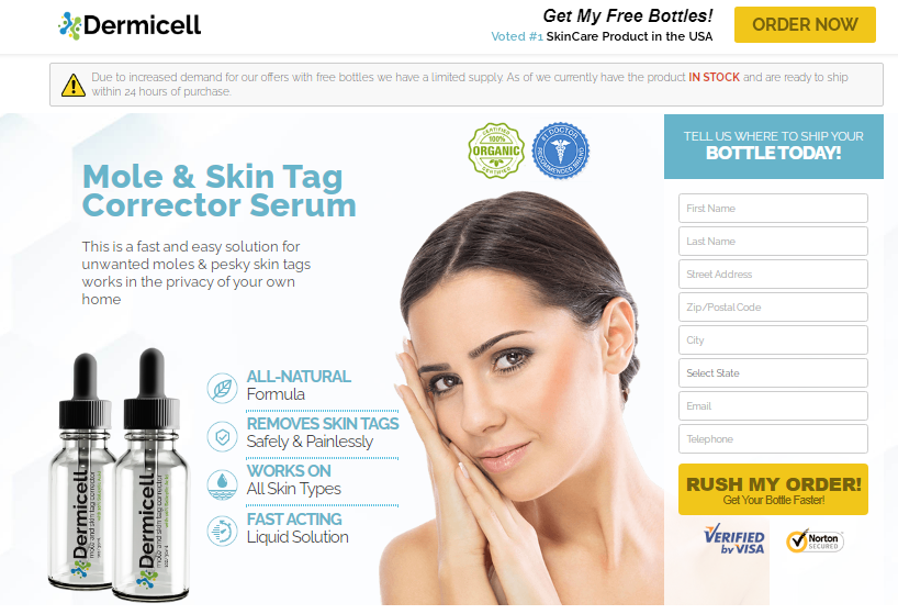 What Is Dermicell Mole Skin Tag Remover?